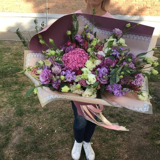 Люк букет: букеты цветов на заказ Flowwow