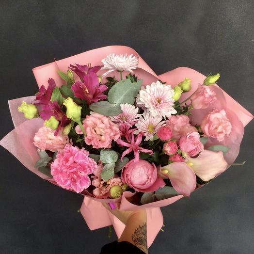 Экзотичный: букеты цветов на заказ Flowwow