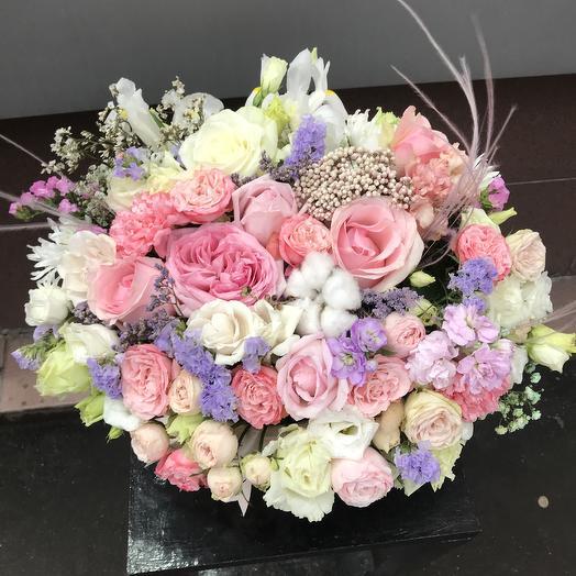Волшебство дня ️: букеты цветов на заказ Flowwow