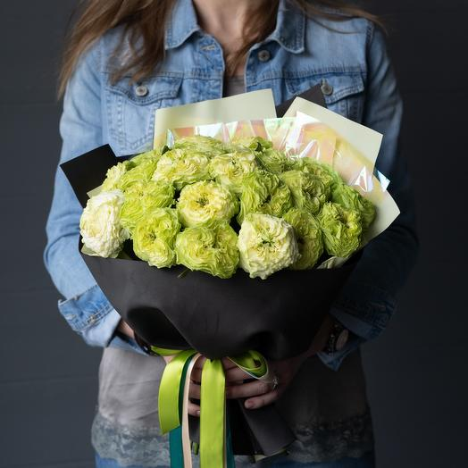 Greenchik: букеты цветов на заказ Flowwow