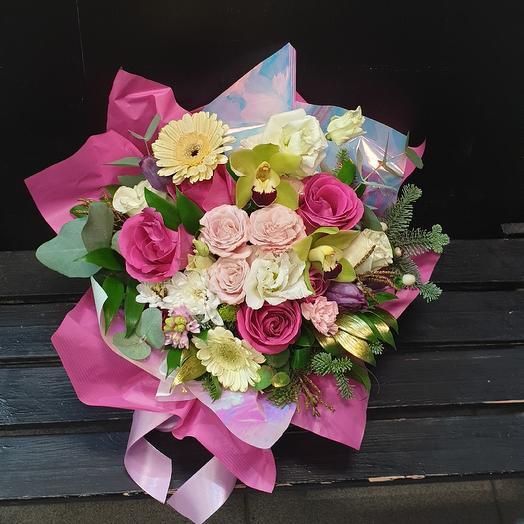 Натюрморт: букеты цветов на заказ Flowwow