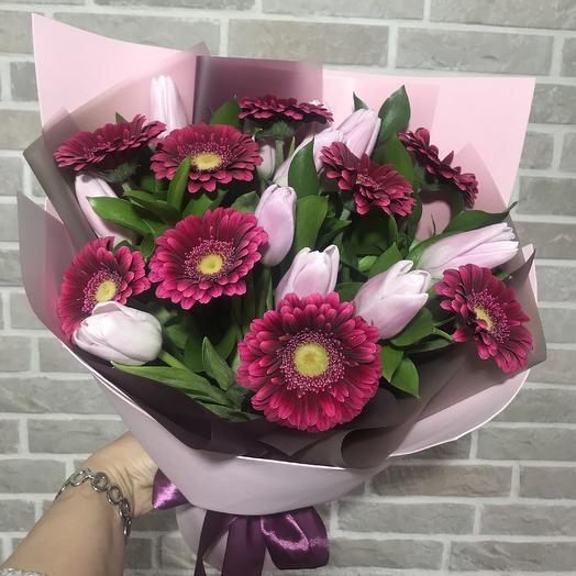 Истинные чувства: букеты цветов на заказ Flowwow
