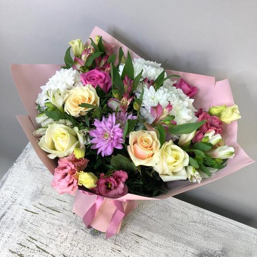 Волшебный сон: букеты цветов на заказ Flowwow