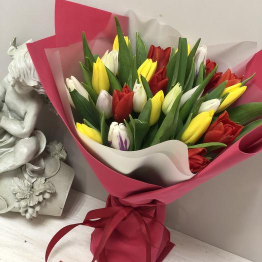 Марианна: букеты цветов на заказ Flowwow