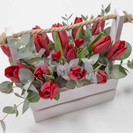 Весна идет: букеты цветов на заказ Flowwow