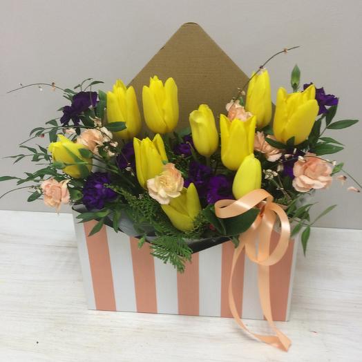 Бьянка: букеты цветов на заказ Flowwow