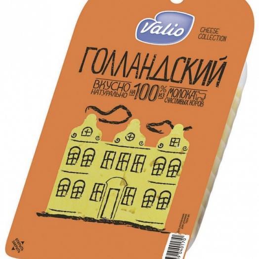 Сыр Голландский Valio 120 г