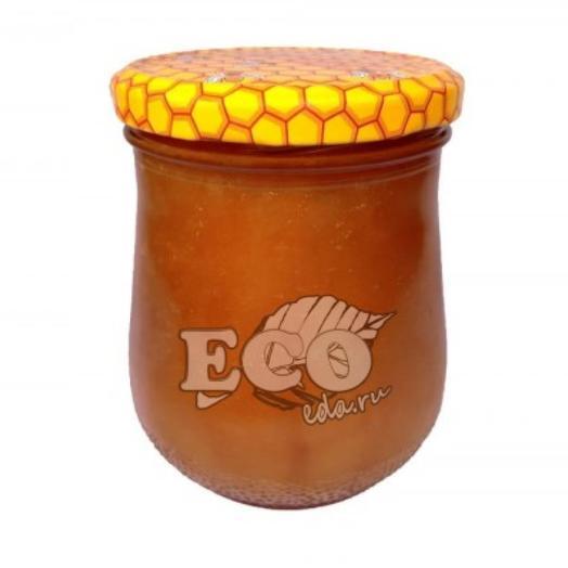 Натуральный мёд Соссюрейный мёд, 650 г