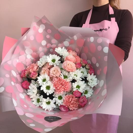Розовая мечта Grande