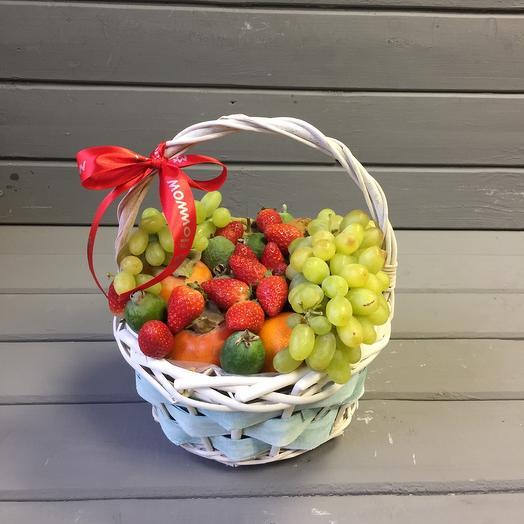 Корзина фруктов «Лето»