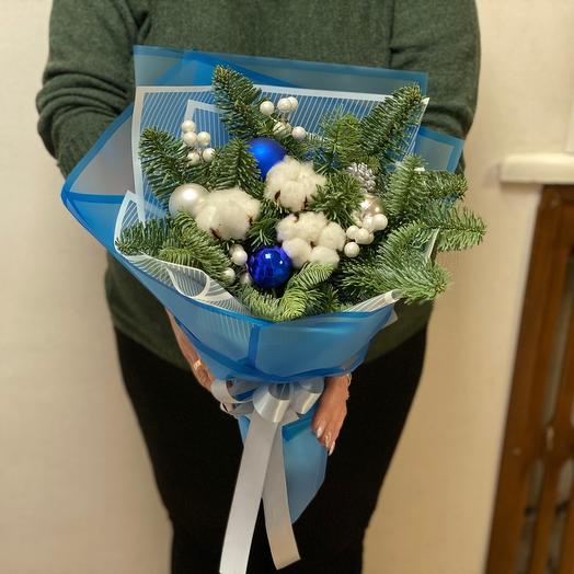 spruce bouquet