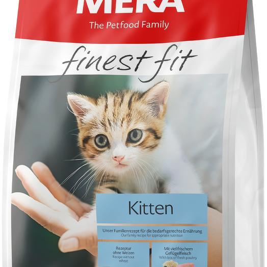 Сухой корм MERA FINEST FIT KITTEN для котят 10 кг