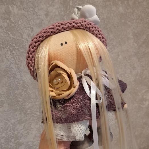 Кукла ручной работы Татьянка