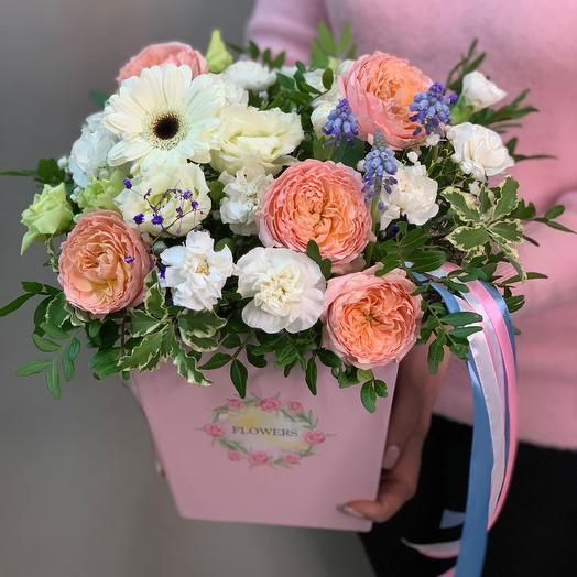 Композиция «Цветы нежности»