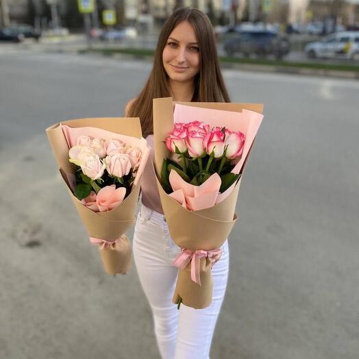 Розовый фаворит Мини