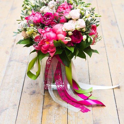 Букет Восхищение: букеты цветов на заказ Flowwow
