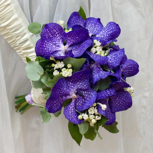 Букет невесты Ванда: букеты цветов на заказ Flowwow