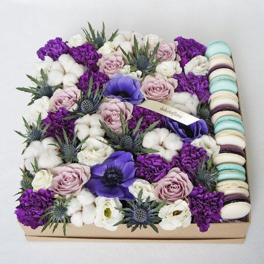 Лунная тропа / Moon trai: букеты цветов на заказ Flowwow