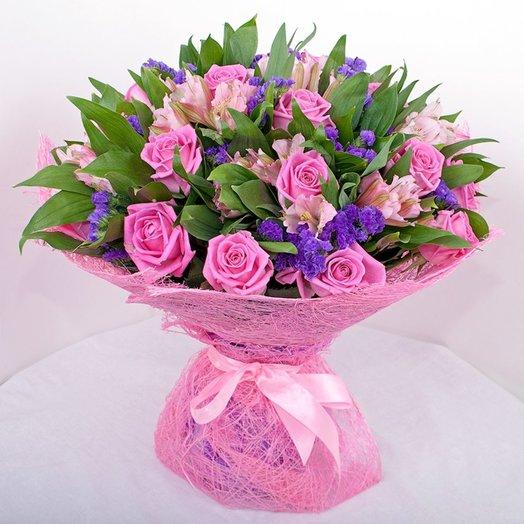 Утро Принцессы: букеты цветов на заказ Flowwow