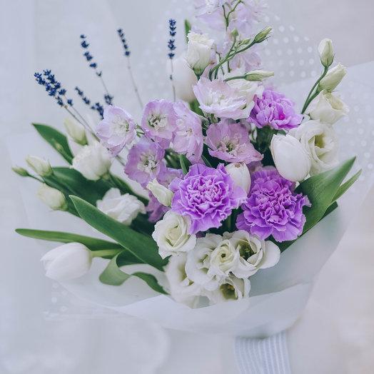 Холодное утро: букеты цветов на заказ Flowwow