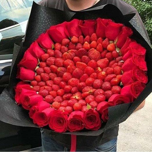 Джусасей: букеты цветов на заказ Flowwow