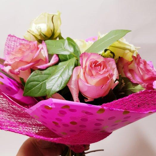 Нежный май: букеты цветов на заказ Flowwow