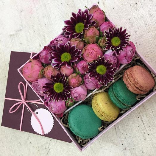 Комплимент : букеты цветов на заказ Flowwow
