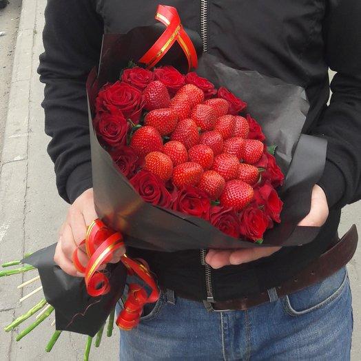 """Букет """"Don t cry"""": букеты цветов на заказ Flowwow"""