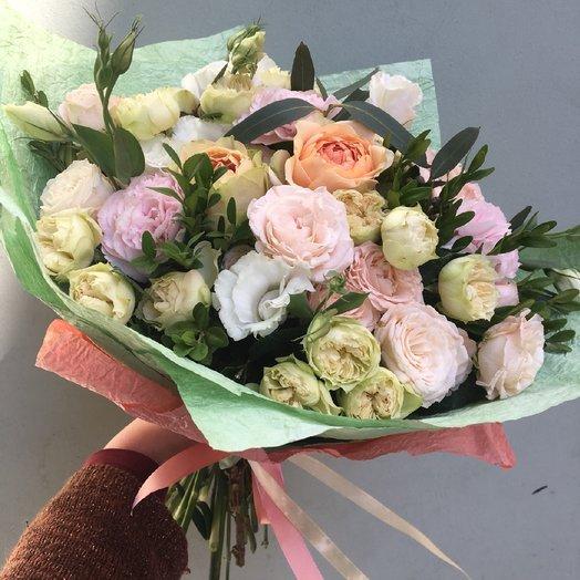Шебби шик: букеты цветов на заказ Flowwow