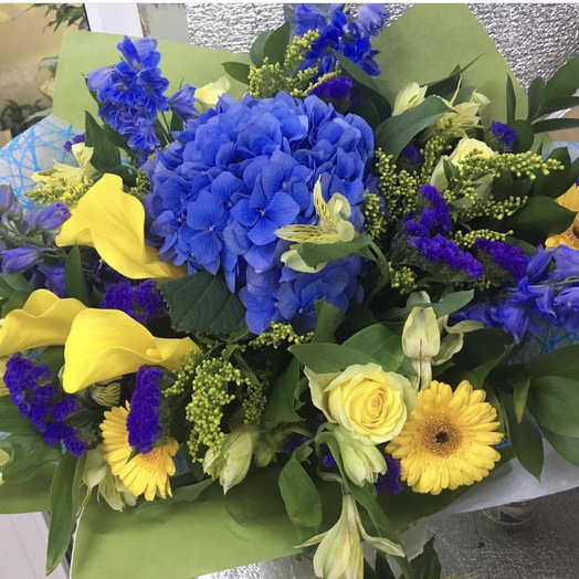 Небесное тепло: букеты цветов на заказ Flowwow