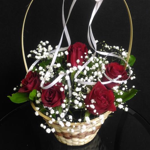 N 41: букеты цветов на заказ Flowwow