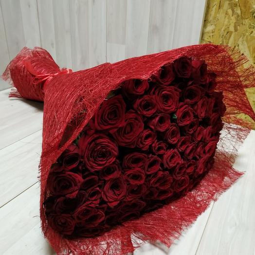 Запах женщины моей: букеты цветов на заказ Flowwow