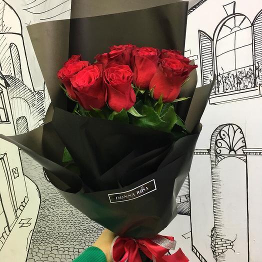 Букет « Дикая роза»