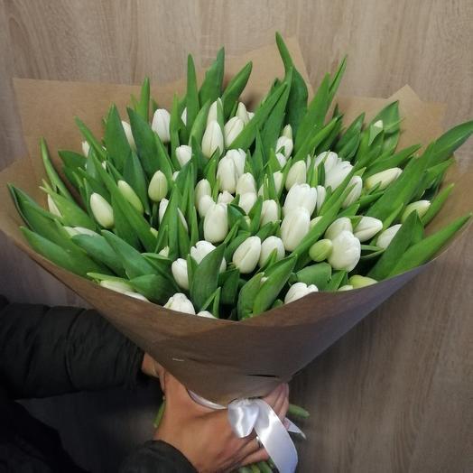 Королевский жемчуг: букеты цветов на заказ Flowwow
