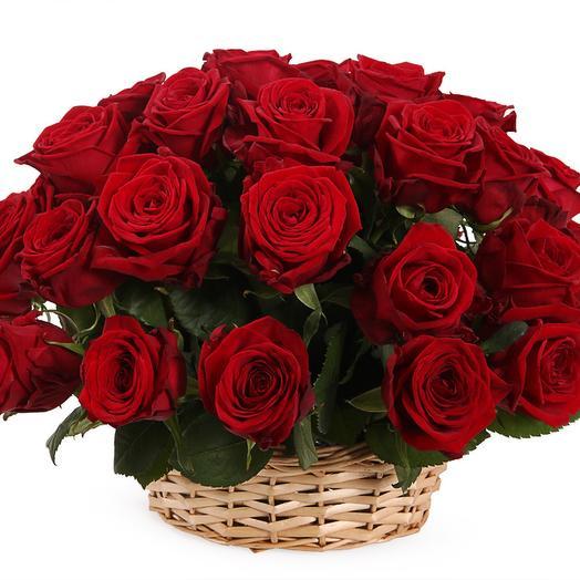 Корзина  05: букеты цветов на заказ Flowwow
