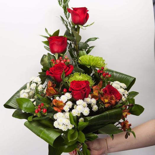 Ваше высочество: букеты цветов на заказ Flowwow