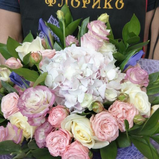 Весенний шелест: букеты цветов на заказ Flowwow