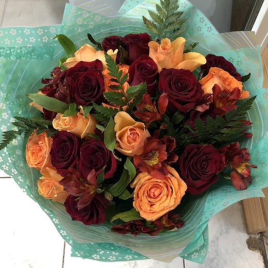 Огония: букеты цветов на заказ Flowwow