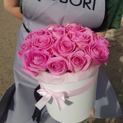 "Аквабокс ""НЕЖНОСТЬ"": букеты цветов на заказ Flowwow"