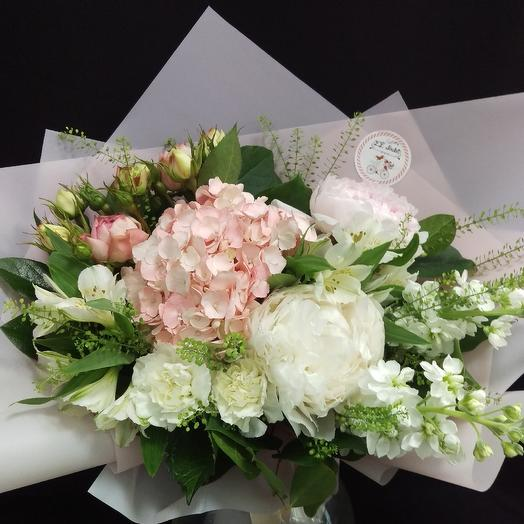 Летнее торжество: букеты цветов на заказ Flowwow