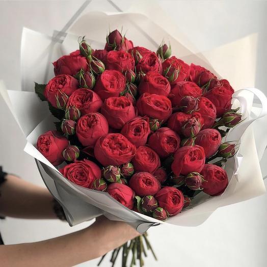 Пьянящая любовь: букеты цветов на заказ Flowwow