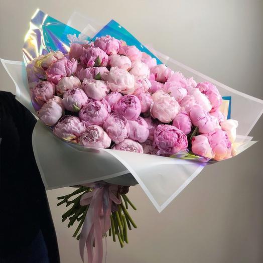 """Букет """"51 Сара Бернар"""": букеты цветов на заказ Flowwow"""