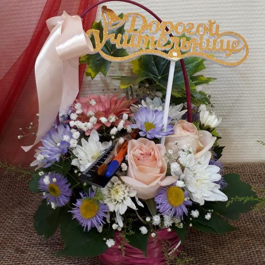 Касаткина: букеты цветов на заказ Flowwow