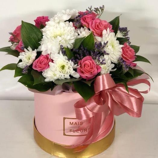 Фьюжен: букеты цветов на заказ Flowwow