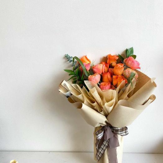 Дария: букеты цветов на заказ Flowwow