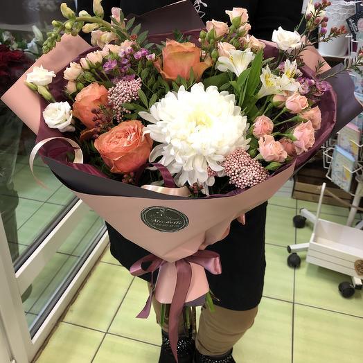 Романтика🌷: букеты цветов на заказ Flowwow
