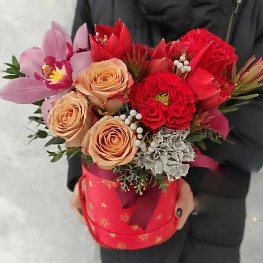 Франдиз: букеты цветов на заказ Flowwow