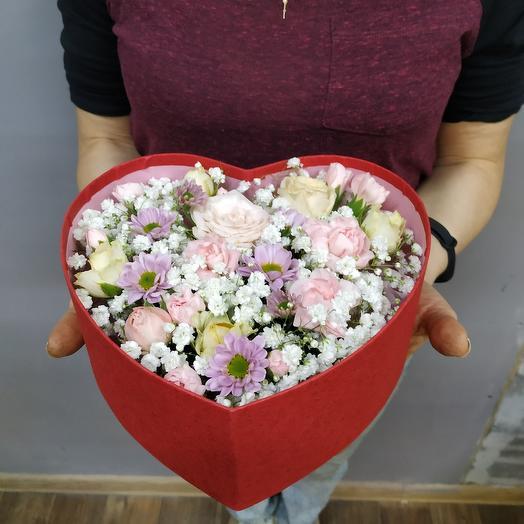 Мгновение: букеты цветов на заказ Flowwow