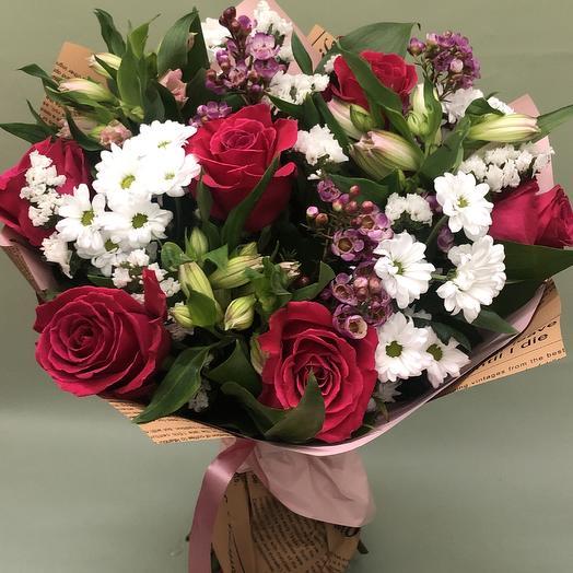Свежие новости: букеты цветов на заказ Flowwow