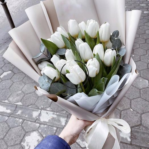 Весна близко 19: букеты цветов на заказ Flowwow